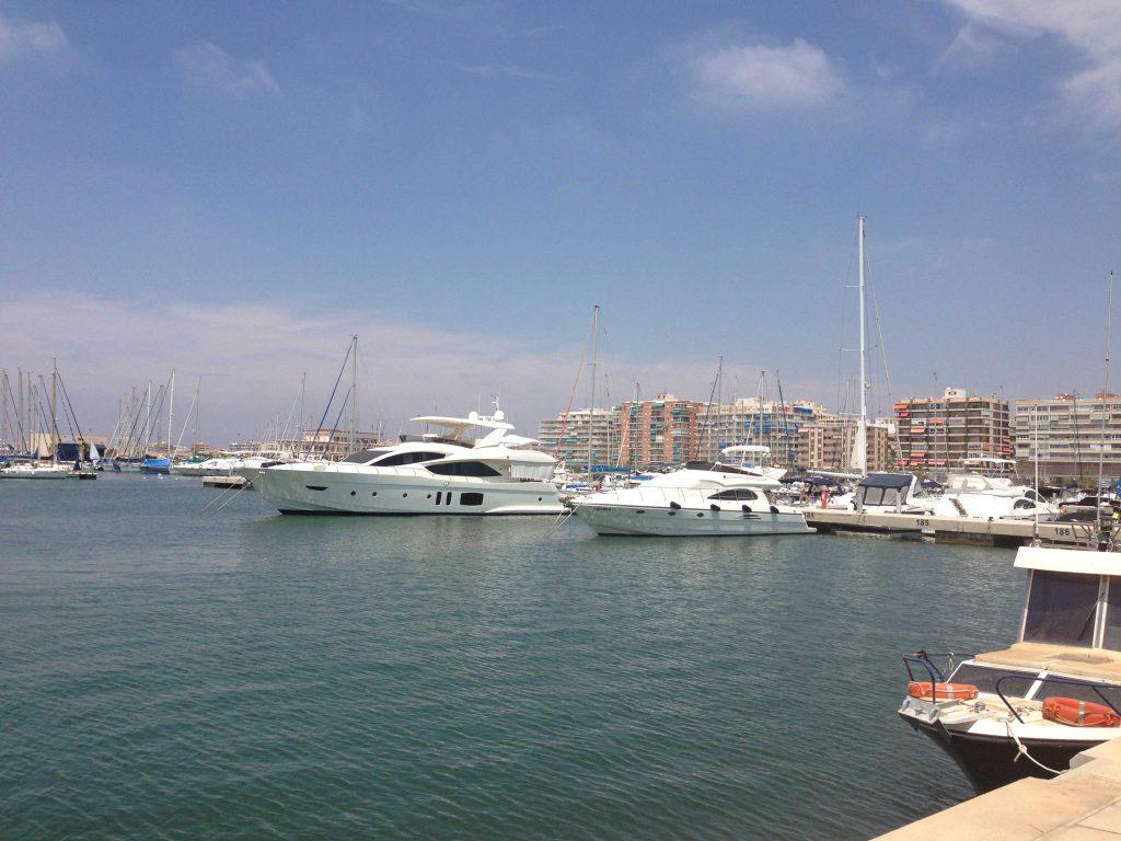 Boten3-Jachthaven-Torrevieja