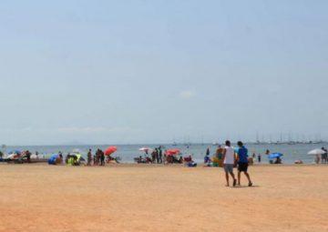 Playa-de-Las-Salinas-in-Los-Alcazares